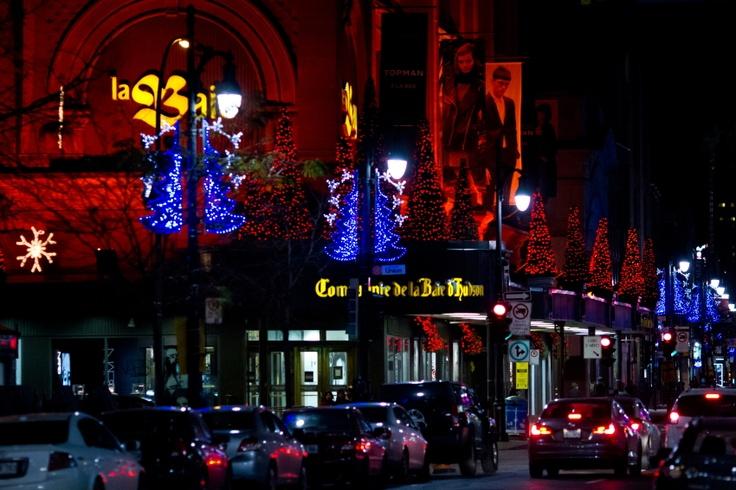 La Baie - Centre-ville - Montréal - Photo Susan Moss