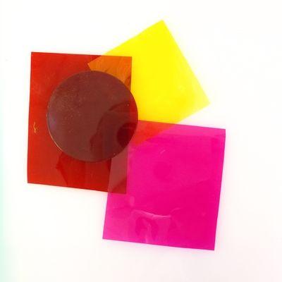 Juan Kasari Photographic works contemporary art photography colour filters conceptual art