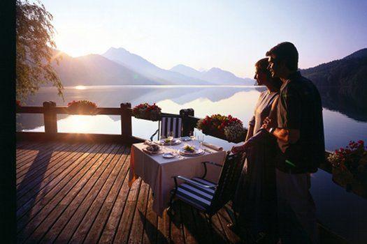 Hotel Schwaiger #Oostenrijk #lunch #diner #terras #uitzicht #terrace #austria #mountains #bergen #meer #water #zonsondergang #zon #vakantie #weekend #fietsen #fiets #fietsvakantie #natuur #reizen #travel #travelbird #zomer #Salzburg #Pongau #wandelen #wandelroute