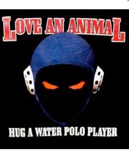 Water polo saying