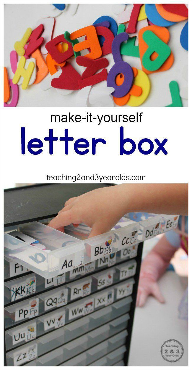 how to make box letters