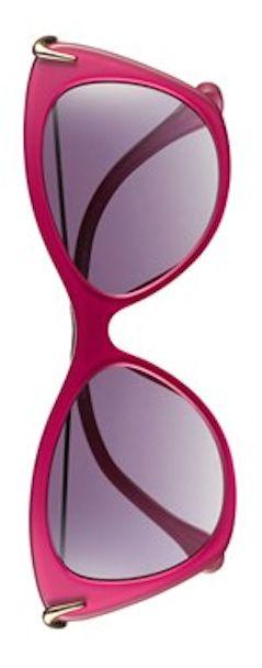 Flirty cat-eye sunglasses rstyle.me/...