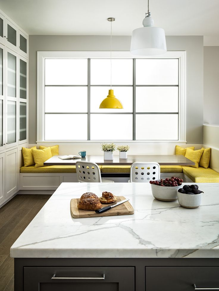 22 beautiful breakfast nooks that add to your kitchens charm