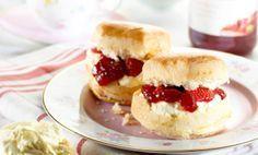 Scones, la ricetta originale dei dolci per il tè! | Masterchef UK