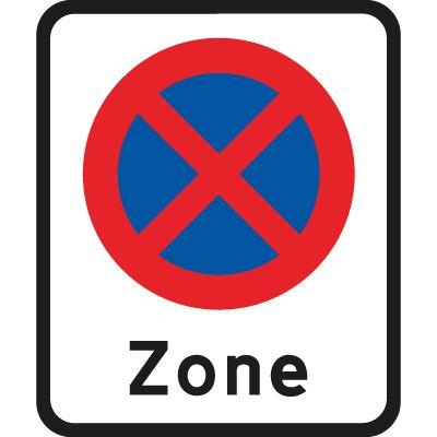 Zone med standsning forbudt E 68,2