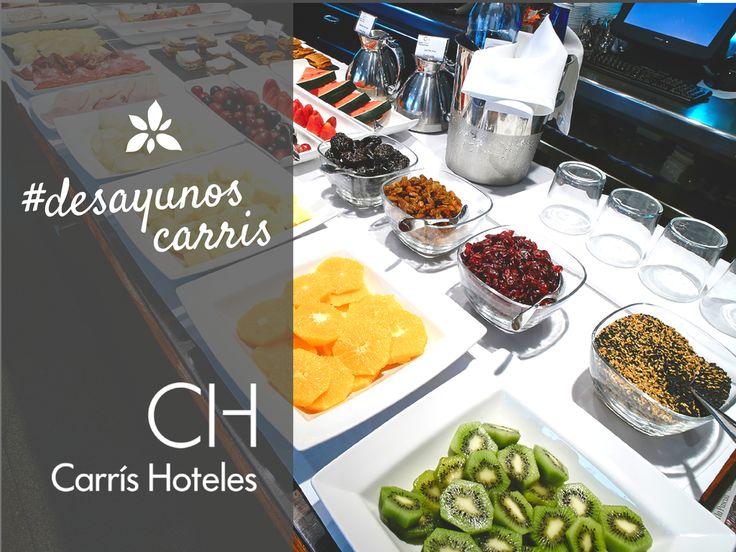 #desayunoscarris con fruta fresca