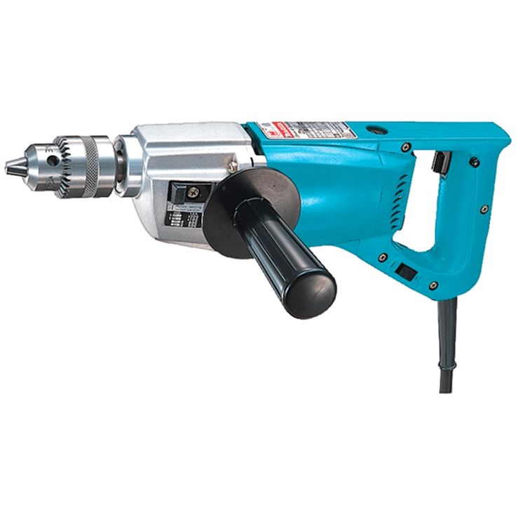 Makita 6300-4 taladro 650W portabrocas 13mm 4 velocidades 700-1500 rpm