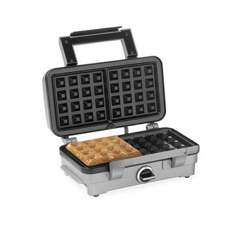Cuisinart Waffle Maker & Sandwich Plates - 2