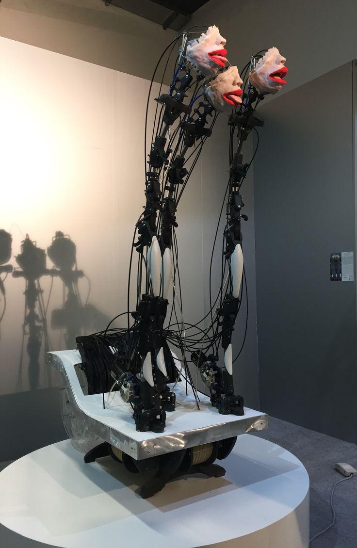 #kineticart #movement #sculpture #ci15. #sound #mechanic #choir #serverdemirtas…
