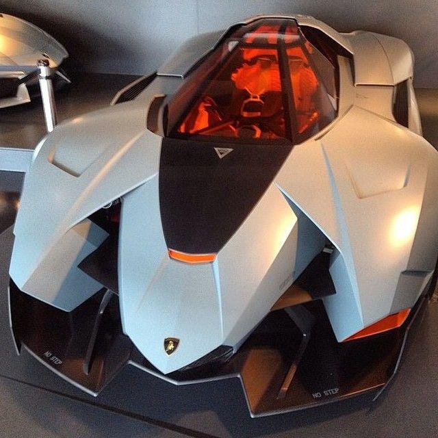 Lamborghini Egoista | Drive a Lambo @ http://www.globalracingschools.com