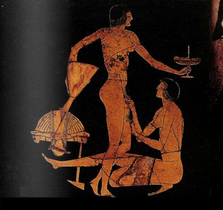 Η ερωτική ζωή των αρχαίων μέσα από τις αγγειογραφίες. Οι παλλακίδες, οι πόρνες, οι θεϊκοί έρωτες και η παιδεραστία στην Αρχαία Ελλάδα...