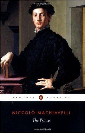 'The Prince' by Niccolo Machiavelli  (Author), George Bull (Translator), Anthony Grafton (Introduction)  #Great #Books #World #Classics #Books #Western #Canon #Politics