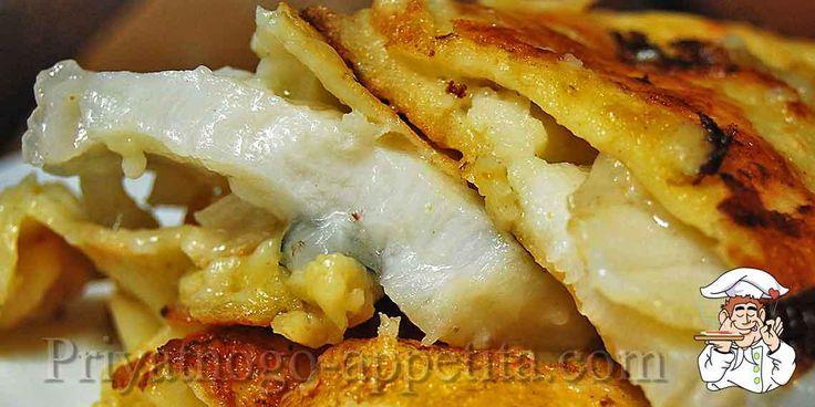 Зубатка в кляре https://priyatnogo-appetita.com/retsepty/vtorye-blyuda/rybnye/item/3361-zubatka-v-klyare.html  Зубатка в кляре – это очень простое блюдо, в котором самое главное, это сделать плотный кляр, так как рыба очень жирная и весь этот жир может просто расплавится и остаться на сковороде, а не в рыбе.
