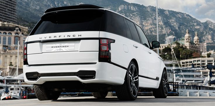 The Overfinch Range Rover