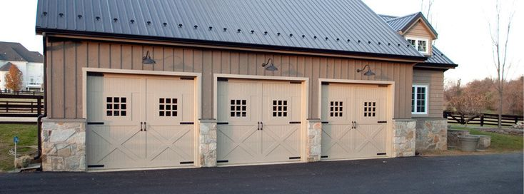 1000 ideas about wooden garages on pinterest wooden for R value of wood garage door