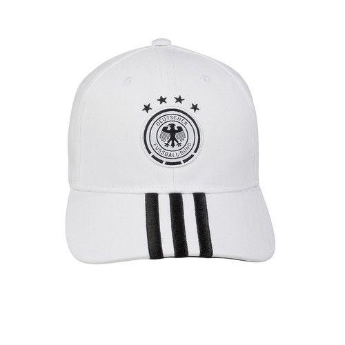 Cap Logo 3 Stripes - DFB Fan Shop
