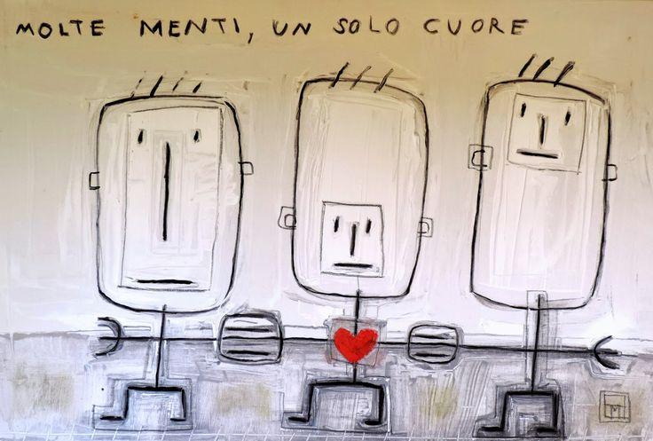 TELA BIANCA (il blog di Paola Marchi:riflessioni su arte e spiritualità) : ASCOLTARE CON IL CUORE