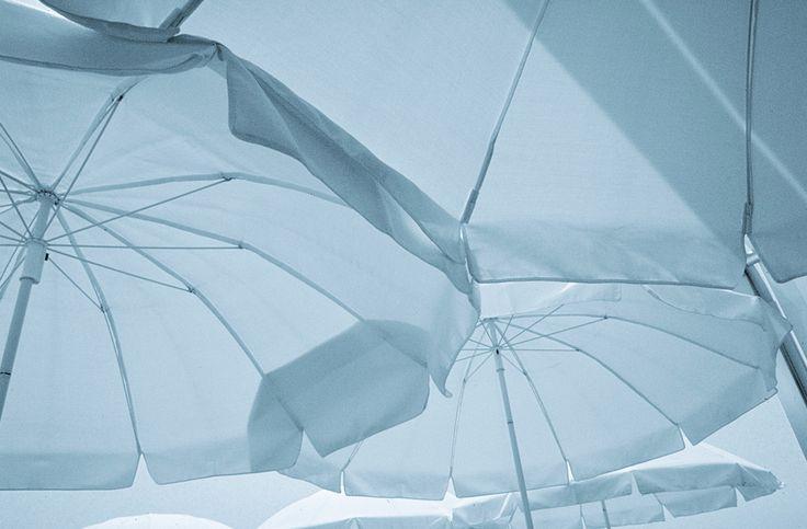 Beach umbrellas  (Daniel Sorine)