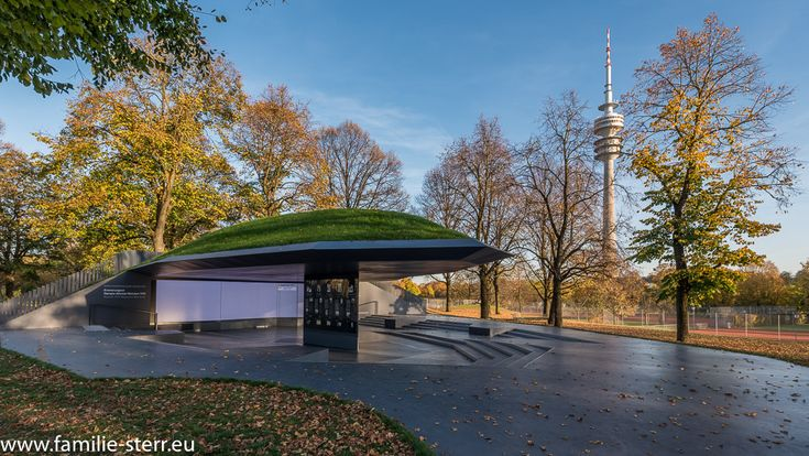 Erinnerungsstätte Olympia - Attentat München