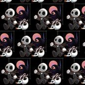 Baby Jack Skellington Fabric Bty Almost Sold Out 2 By RockOutBaby