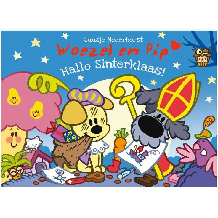 46/52 super leuk Sinterklaas boekje van Woezel en Pip. Wij hebben de kartonversie voor onze jongste.