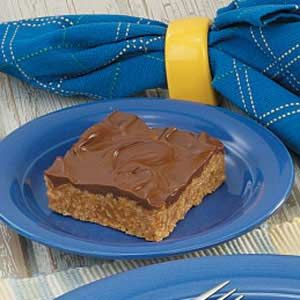 No-Bake Special K Bars Recipe