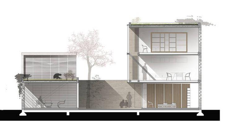 arquitectura luz cenital materialidad - Buscar con Google