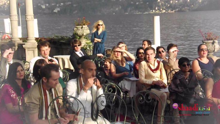 Destination Wedding   Lake Como, Italy   MyShaadiWale