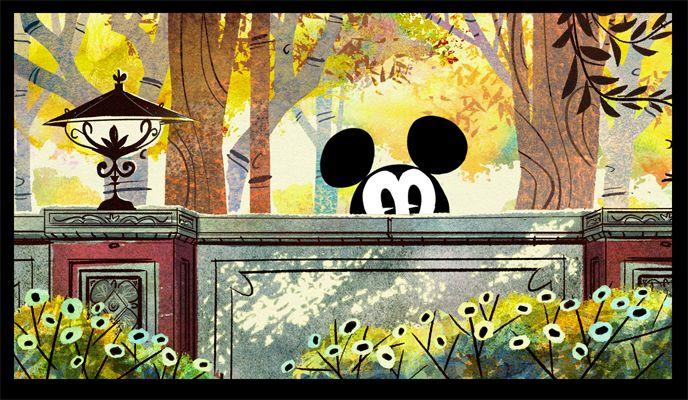Justin Parpan Blog: Pantalones cortos de Mickey Mouse
