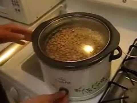 Como cocer Frijoles - frijoles de la olla receta