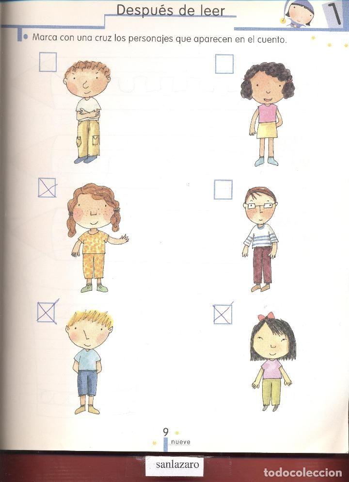 Libros de segunda mano: LENGUA PRIMARIA 1 PROYECTO DUENDES - EDICION SM 207 PAGINAS AÑO D.L. 2004 LE1635 - Foto 2 - 74528003