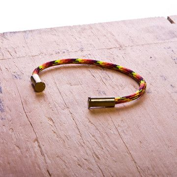 Fire Camo Bracelet, £24, now featured on Fab.