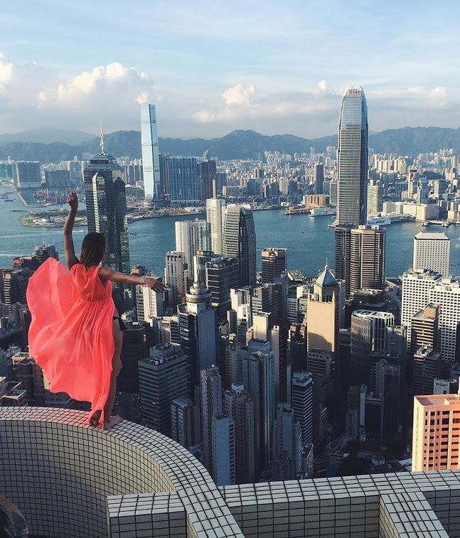 Best Roofer S Images On Pinterest Photography Silhouette And - Daredevil duo climb hong kongs buildings capture like youve never seen