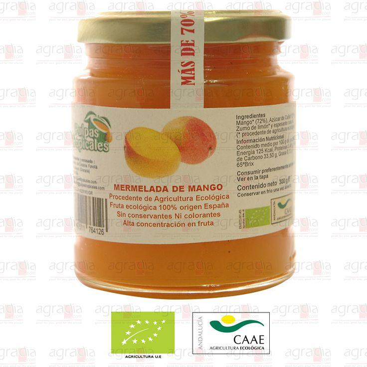 Agradia - Mermelada de Mango