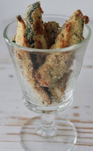 Simply Weight Watchers Recipes: Zucchini Fries