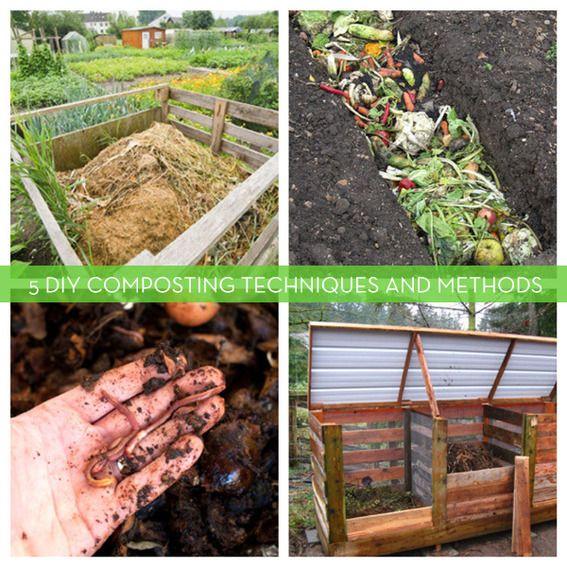 DIY Composting Methods