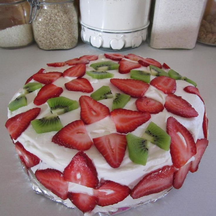 One of my favorite cakes in the world is a tres leches cake. When we lived in Texas my mom would always buy them for us for our birthday or special occasions. Now that I live in rural Missouri is kind of hard to find a Mexican bakery around here. So this is a super easy recipe that I improvised. I make this cake when I have company or for my kids and husbands birthday. Now is one of their favorite cakes.