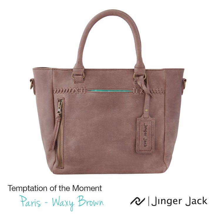 Temptation of the Moment. Jinger Jack PARIS in Waxy Brown! http://jingerjack.co.za/products-page/paris/  #NiceThingsOnEarth #Leather #Crossbody #DesignedinCapeTown