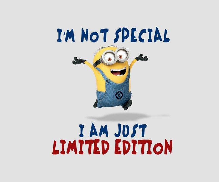 would be way better if it were'nt a minion....