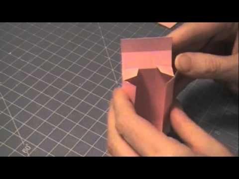 How to Make a Paper Matchbox for Altered Matchbox Art