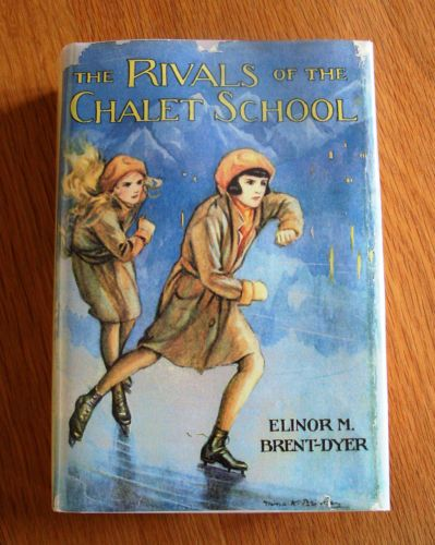 The Rivals of the Chalet School - 1936 dw – Elinor M Brent-Dyer **RARE** | eBay