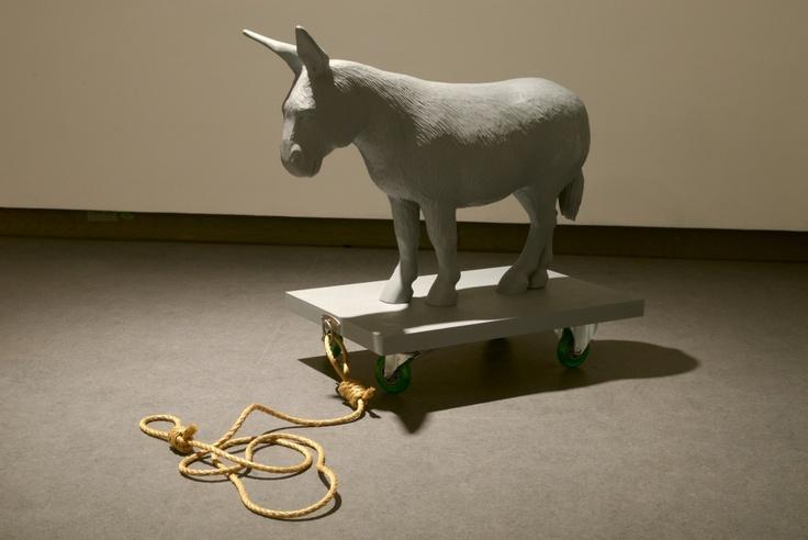 Mary Anne Barkhouse, Donkey (2008)