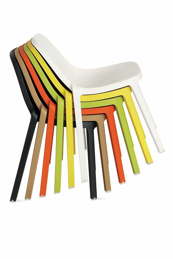 Home products chairs ics ipsilon - Starck S Broom Chair