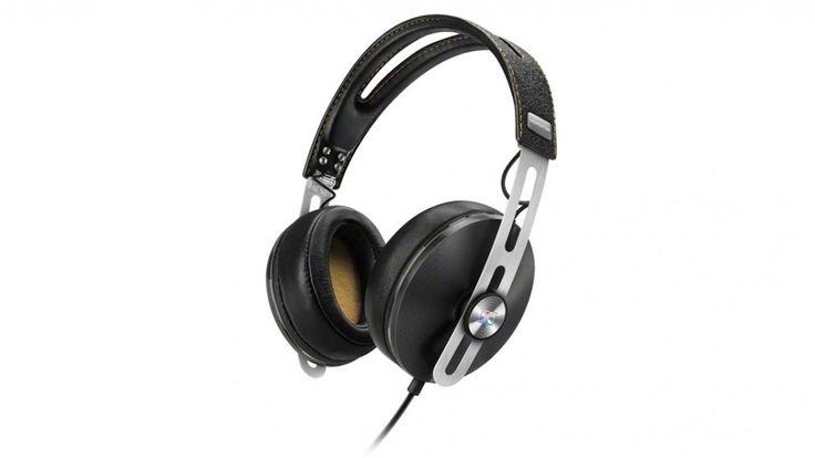 Sennheiser Momentum 2.0 Over-Ear Headphones - iOS, Black - Over Ear Headphones - Headphones - Headphones, Audio & Music | Harvey Norman Australia