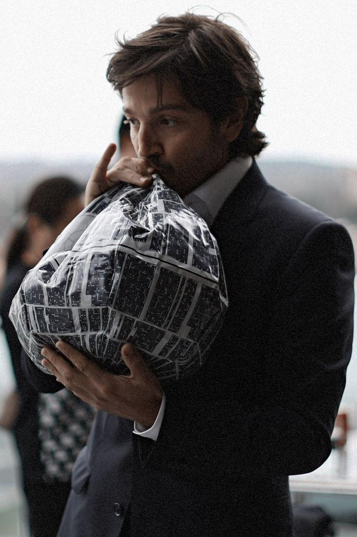 Diego Luna|Star Wars|Rouge One! More