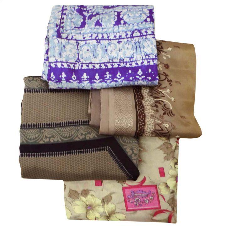 Vintage Sari Decorative Fabric Used Sari Fabric Home Decor Curtain Drape Art Silk Indian Fabric Multicolor Sarong NSL511 by VintageHaat on Etsy https://www.etsy.com/au/listing/226399003/vintage-sari-decorative-fabric-used-sari