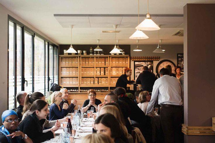 Tout le monde table lyon vaise restaurateurs - Restaurant vaise tout le monde a table ...