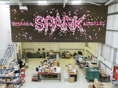 ProCo's new training initiative SPARK is open to staff, suppliers, customers and even competitors. Barney Cox went to learn more.