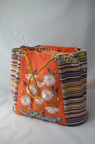 Мои большие сумки. / Вышивка / Вышивка лентами