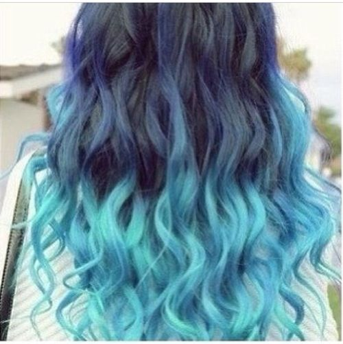 Just did my hair ❤